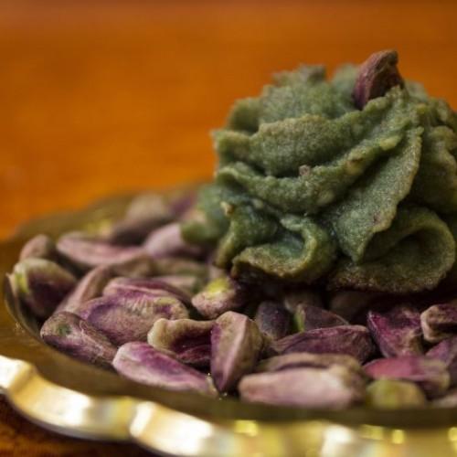 pasticcino al pistacchio