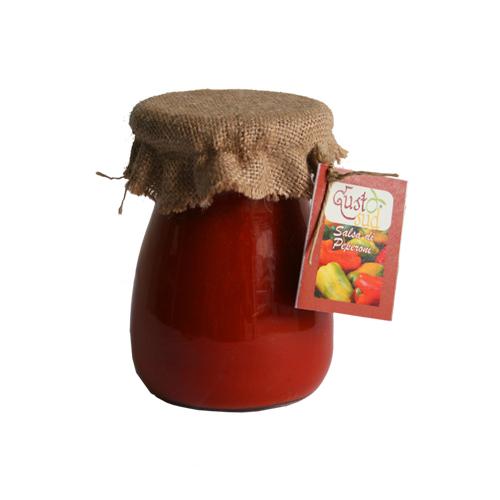salsa pronta di peperoni
